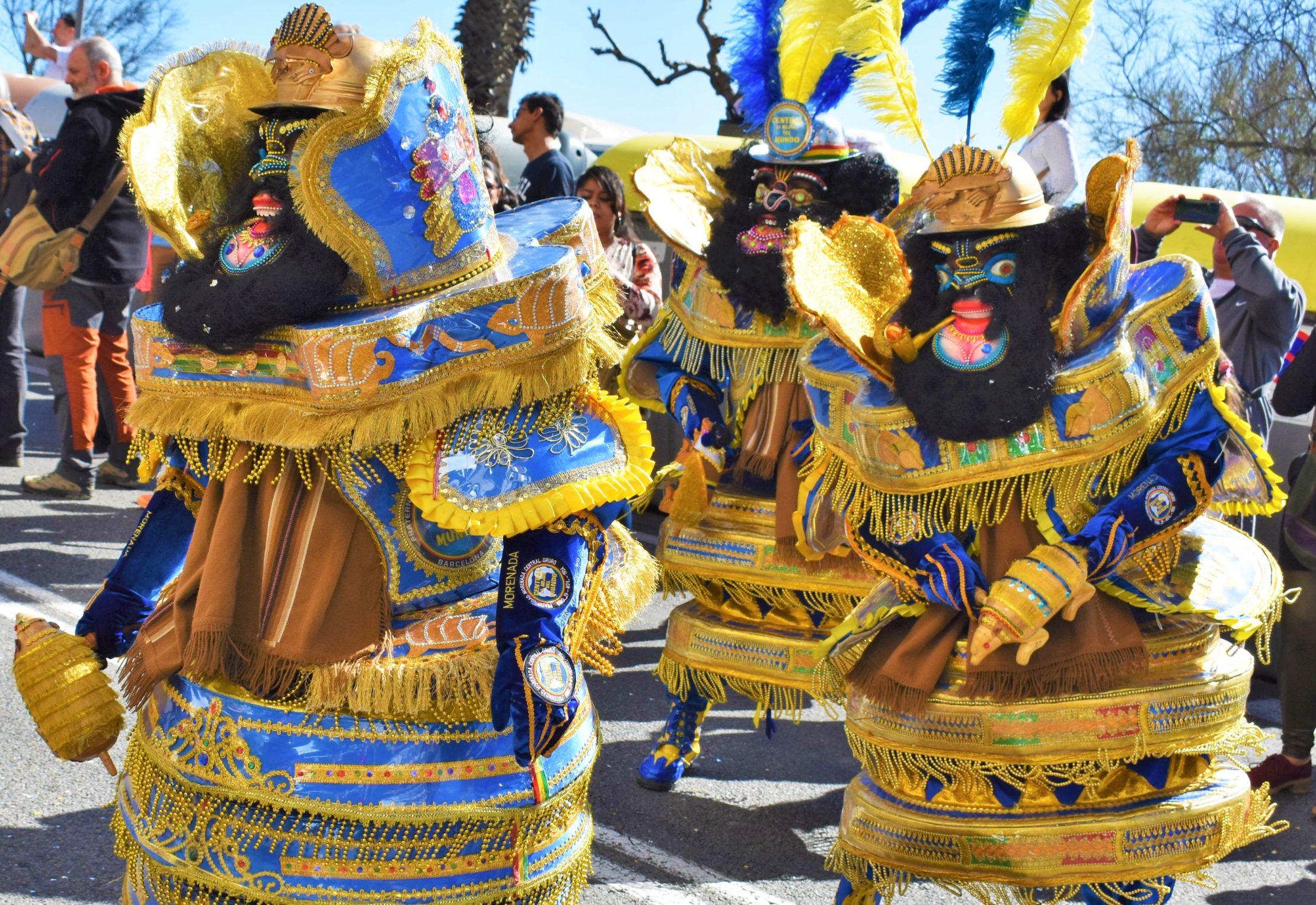 Carnival in Barcelona, Spain - by euroviajar