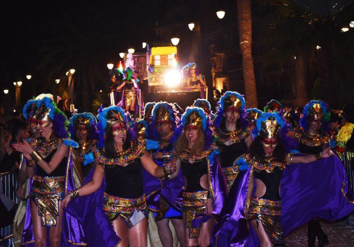 Rua de l'Extermini (Extermination Parade) at Sitges Carnival