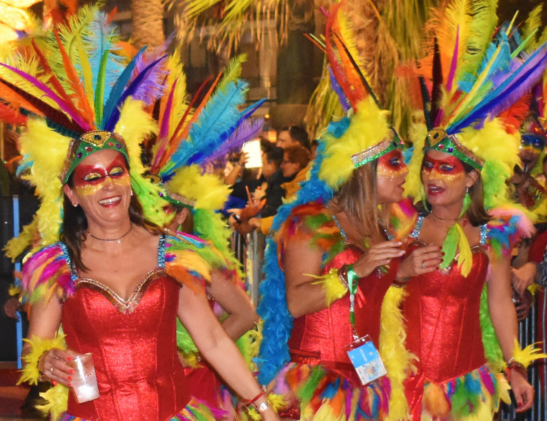 Sitges Carnival - programme, by Euroviajar