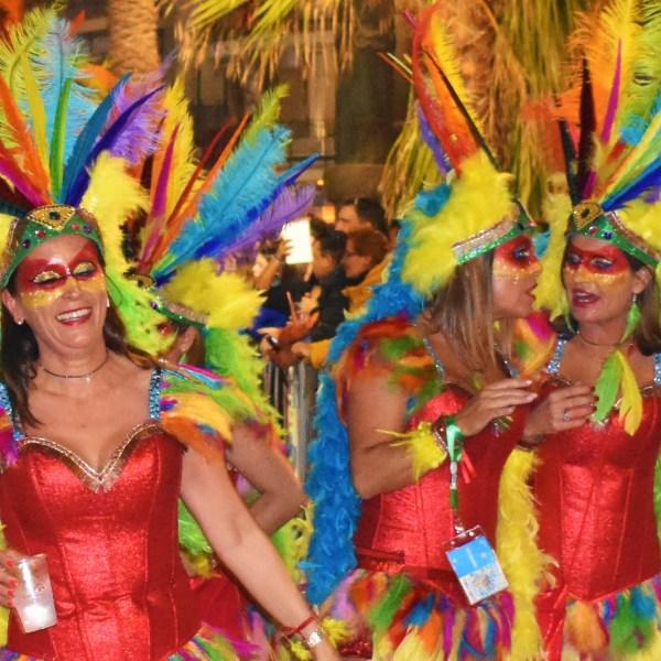 Sitges Carnival - programme, by Euroviajar