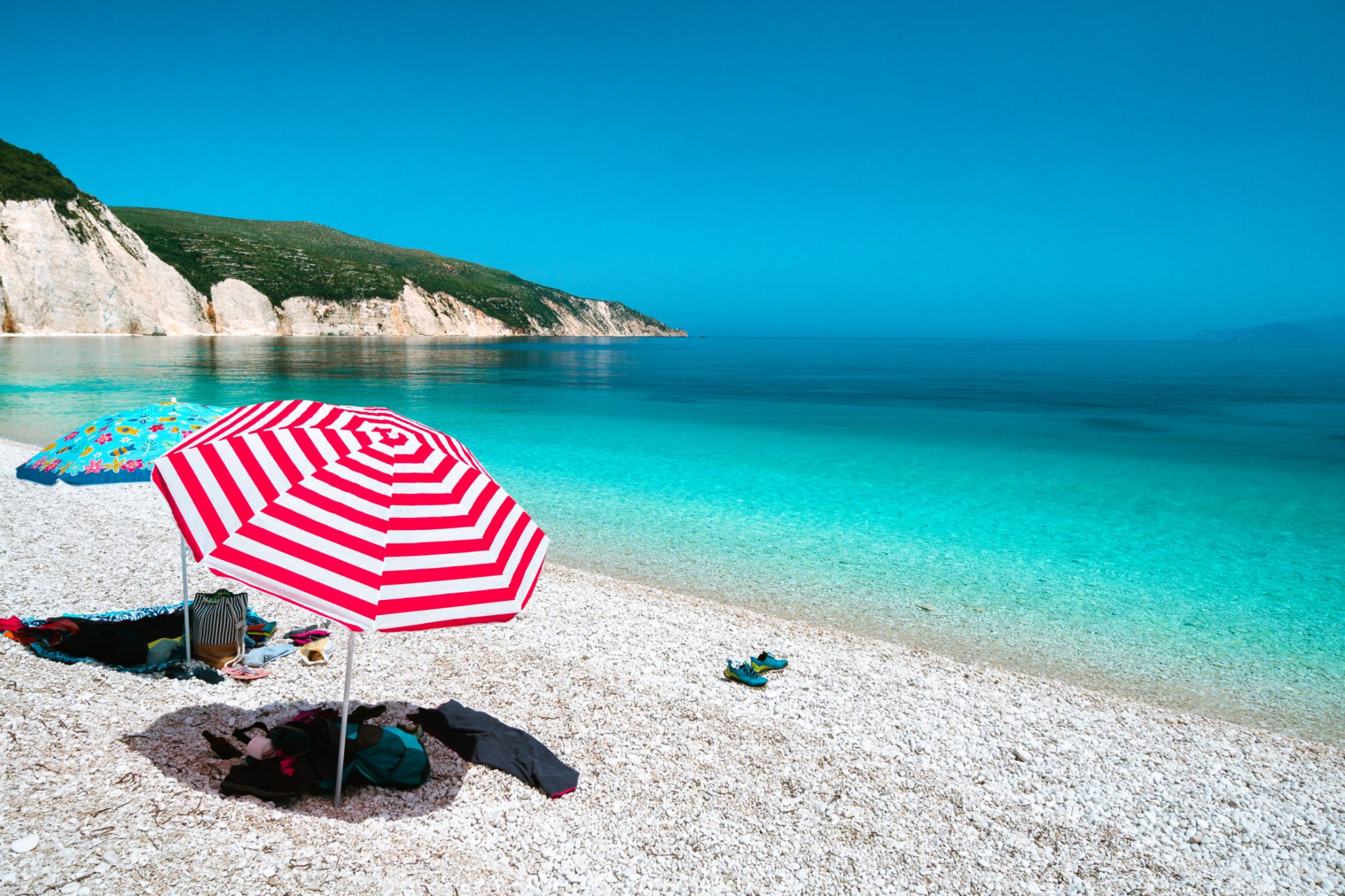 When can we travel to Greece again in 2020 - Lefkada, Greece