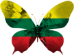 Lituanie-papillon
