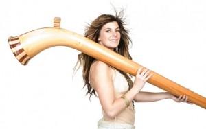 Eliana Burki et... son cor