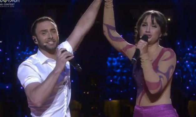 Les folles requêtes de l'Eurovision au Quotidien, cru 2016
