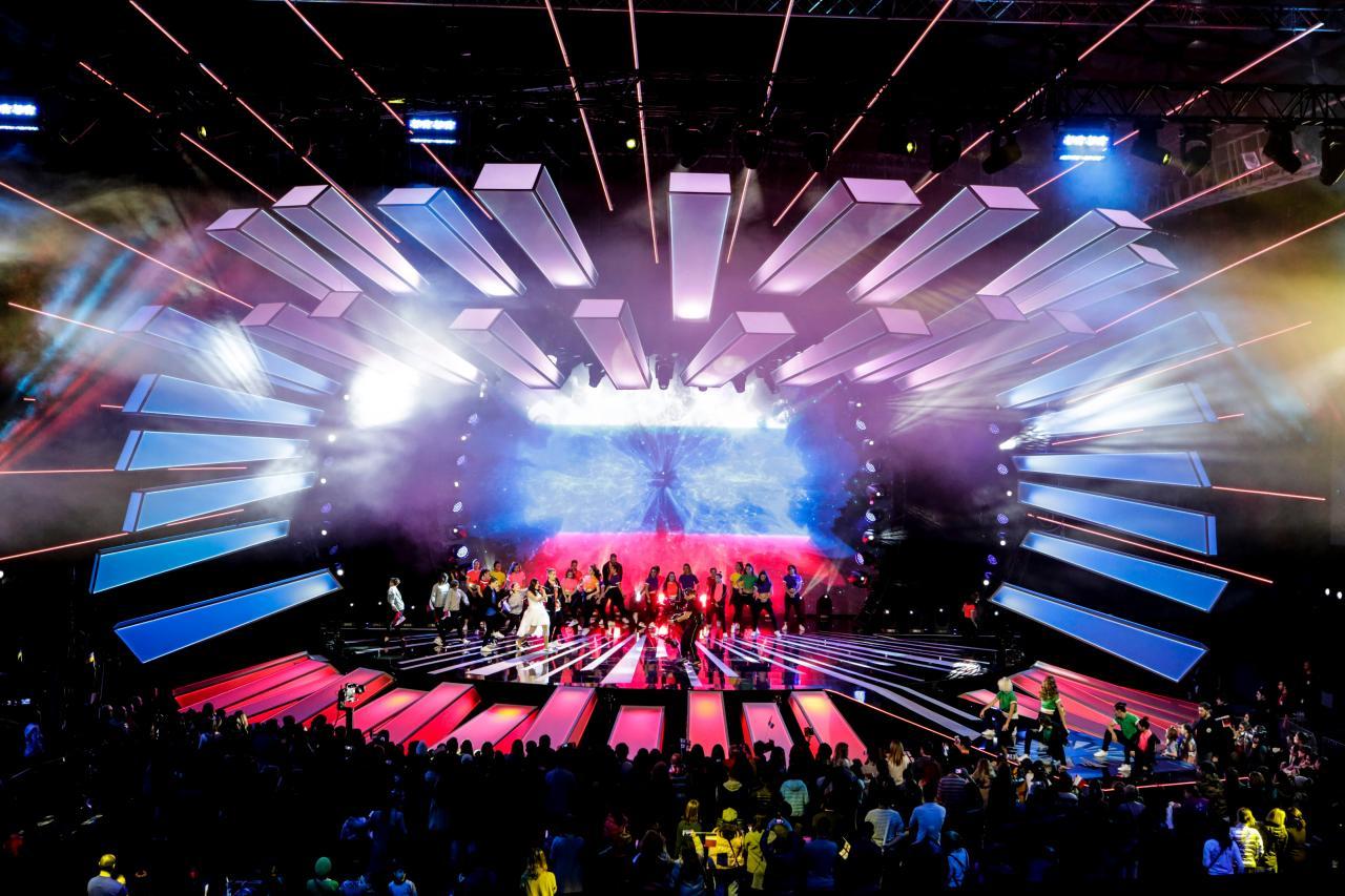 jamais le soleil ne se couche sur la g orgie compte rendu de l eurovision junior 2017 l. Black Bedroom Furniture Sets. Home Design Ideas