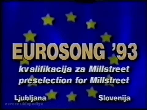 Grand jeu de Noël : Ljubljana, 3 avril 1993