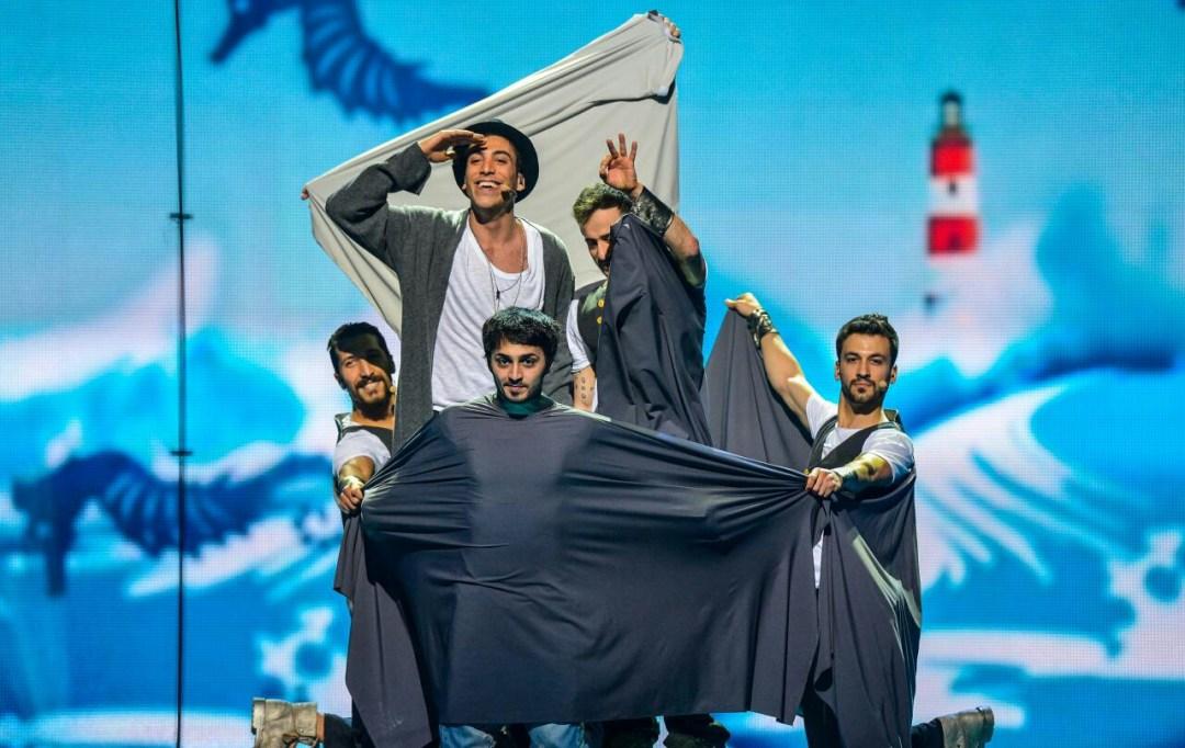 photo de Can Bonomo. Love me back. Turquie Eurovision 2012