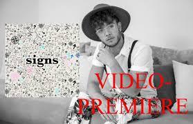 """La parenthèse.ch : découvrez le nouveau single de Luca Hänni  """"S I G N S"""" !"""