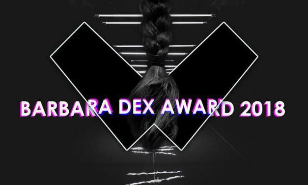 Prix Barbara-Dex 2018 : victoire d'Eye Cue