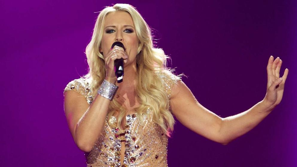 photo de la chanteuse de Cascada