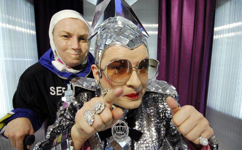 Verka Serduchka - Eurovision