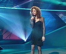 """Version française ou version anglaise ?  – ESC 1993 Suisse – Annie Cotton """" Moi tout simplement """""""