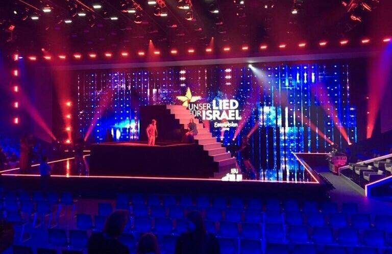 photo de la scène de ULFI - Eurovision  2019 - Allemagne