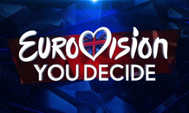 Ce soir : Eurovision You Decide 2019 (mise à jour : les résultats)