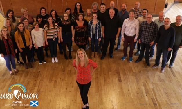 Choeur Eurovision 2019 : à la découverte d'Alba