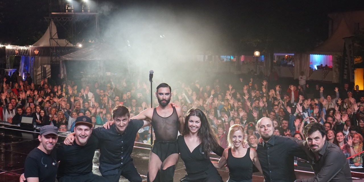 Prides 2019 : nos Eurostars en action