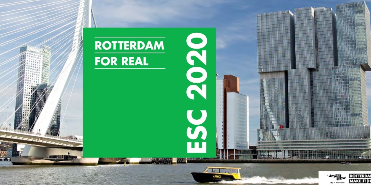 Rotterdam 2020 : publication du livret officiel de candidature