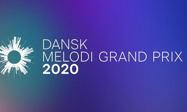 Dansk Melodi Grand Prix 2020 : premiers détails (Mise à jour : annonce des présentateurs)