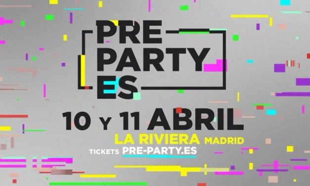 Eurovision PreParty Madrid 2020 : date et lieu (Mise à jour : concert en ligne)
