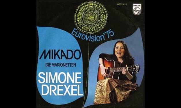 Quelle version choisir ? : Suisse 1975 – Simone Drexel – «Mikado»