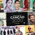 Festival Da Cançao 2020 : nouveaux détails