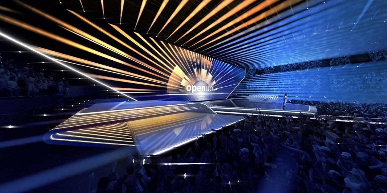 Rotterdam 2020 : présentation de la scène (Mise à jour : ajout d'un écran LED semi-transparent)