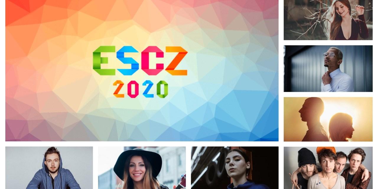 Eurovision Song CZ 2020 : présentation des sept finalistes