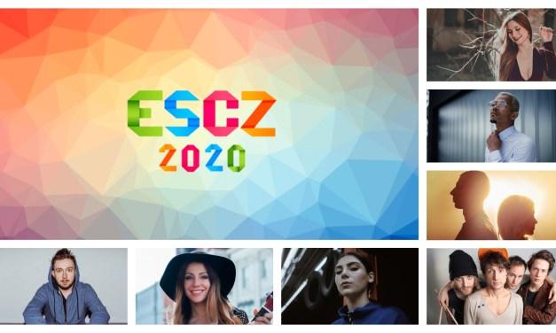 Eurovision Song CZ 2020 : présentation des sept chansons