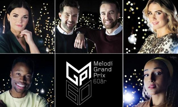Melodi Grand Prix 2020 : présentation des participants (Mise à jour : «Out Of Air» par Didrik & Emil)