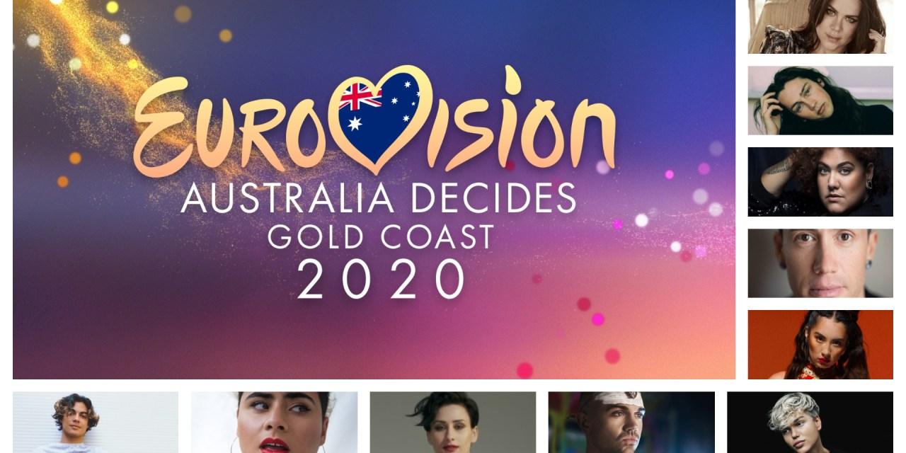 Australia Decides 2020 : publication des chansons (Mise à jour : «Don't Break Me» par Montaigne)
