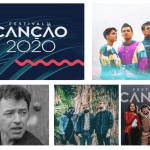 Festival da Canção 2020 : Portraits des artistes #2