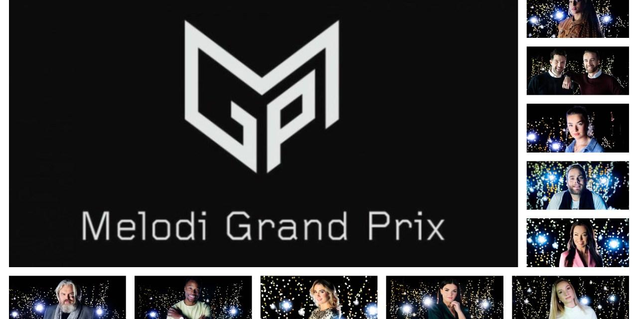 Melodi Grand Prix 2020 : Loreen et sondage