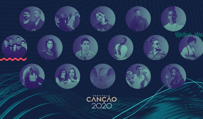 Festival da Canção 2020 (demi-finales) : Loreen et sondage