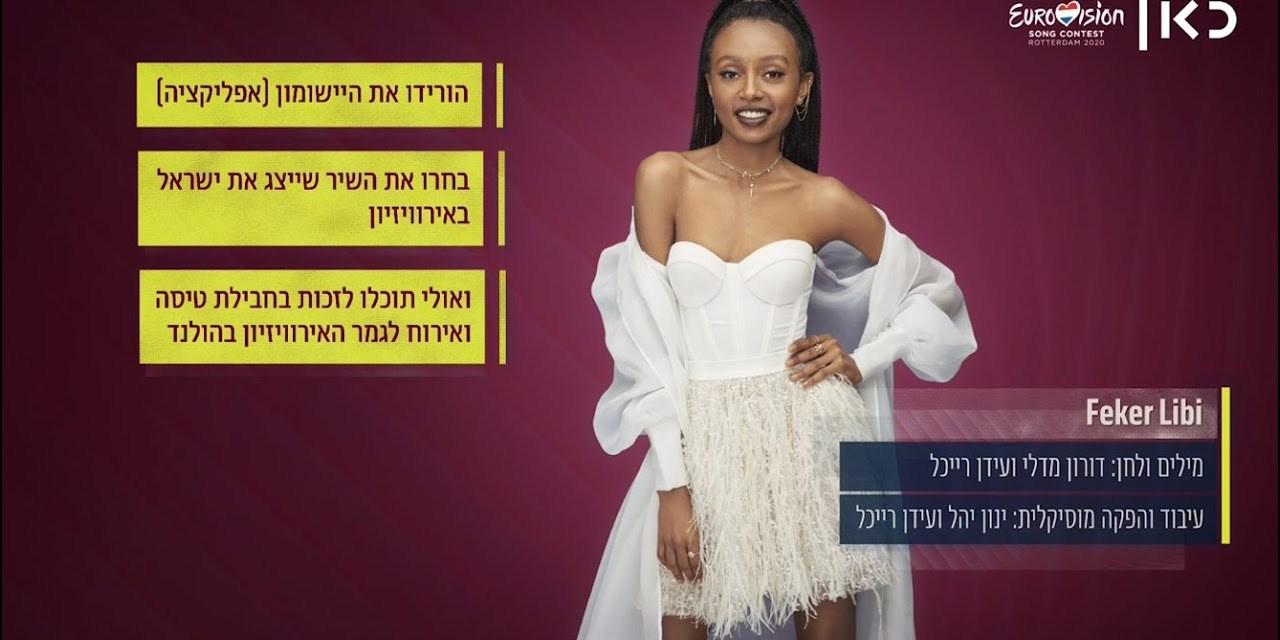 Israël 2020 : «Feker Libi» pour Rotterdam !