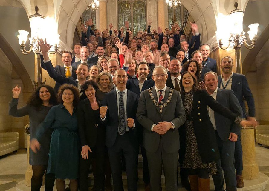 Rotterdam 2020 : réunion des chefs de délégation