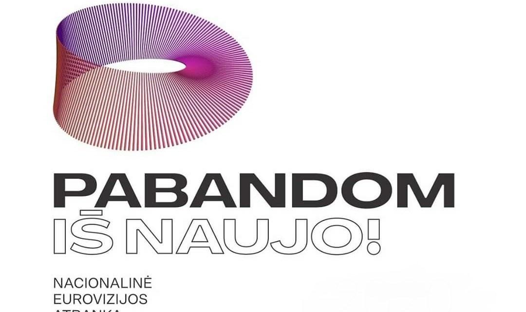 Lituanie 2021 : retour de l'Eurovizijos atranka