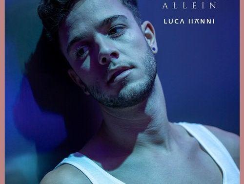 Découvertes : le nouveau single de Luca Hänni «Nie Mehr Allein»!