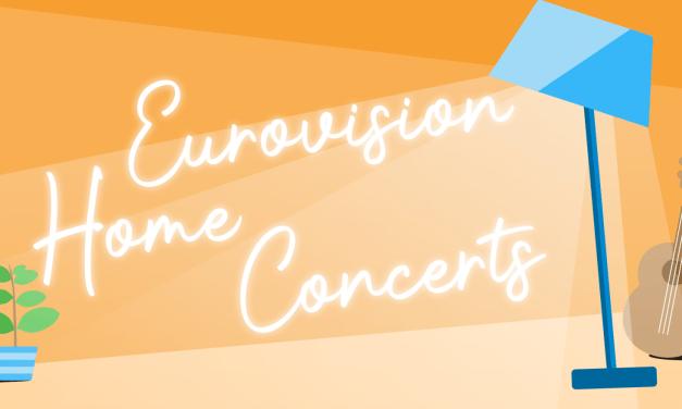 Ce soir : premier Eurovision Home Concert
