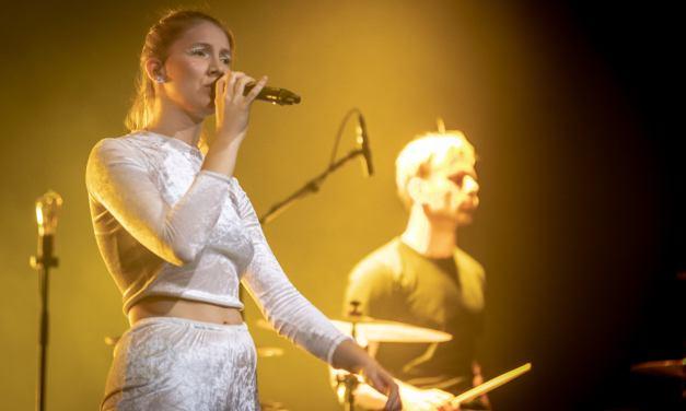 Découverte : le concert de Blanche à l'Ancienne Belgique
