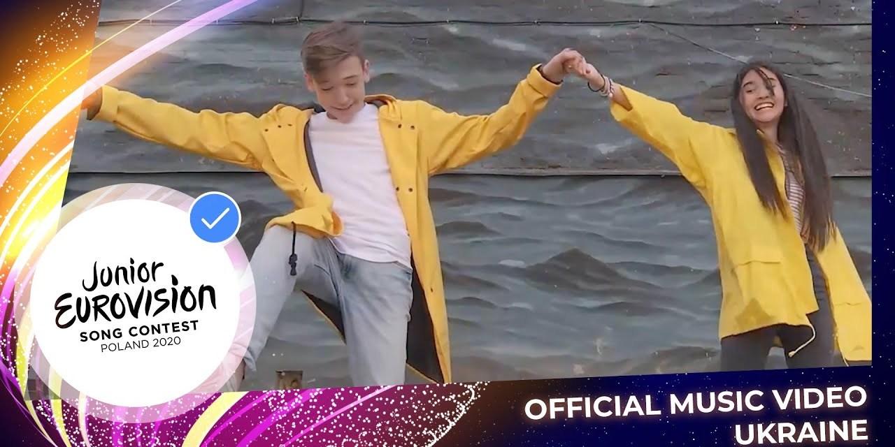 """Ukraine Junior 2020 : découvrez la version finale de """"Vidkryvai"""""""