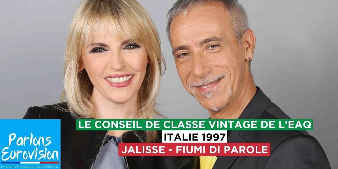 Conseil de classe vintage : Italie 1997