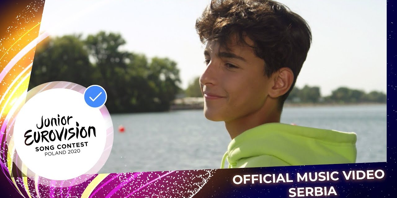 """Serbie Junior 2020 : découvrez """"Heartbeat"""""""