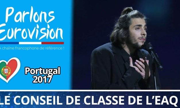 Le conseil de classe vintage : Portugal 2017