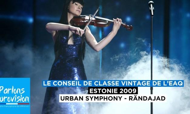 Le conseil de classe vintage : Estonie 2009