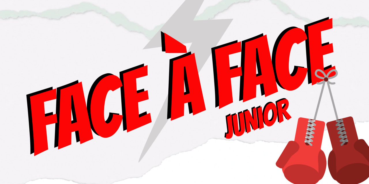 Face à Face Junior :  2019 / 2020 Pays-Bas !