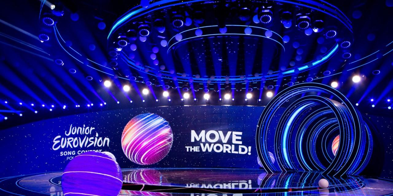 Cet après-midi : Eurovision Junior 2020
