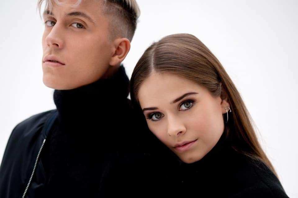 Découverte : le duo de Laura Tesoro et Loïc Nottet