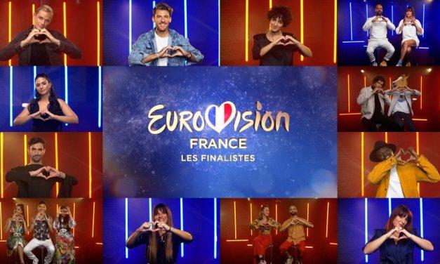 Eurovision France, c'est vous qui décidez : dernières interviews des candidats