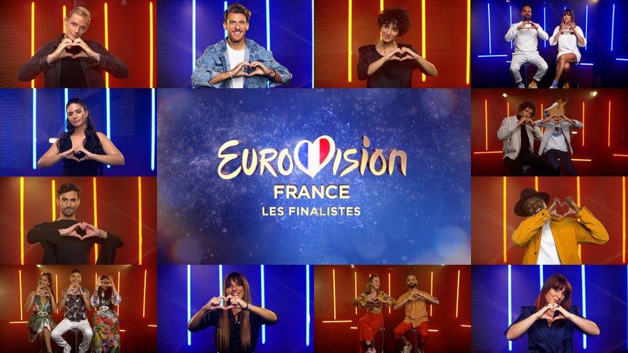 Eurovision France, c'est vous qui décidez : demandez notre programme !