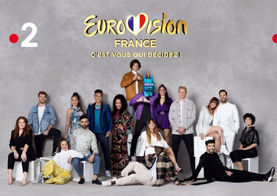 Eurovision France, c'est vous qui décidez : conférence de presse (Mise à jour : medley Eurovision)